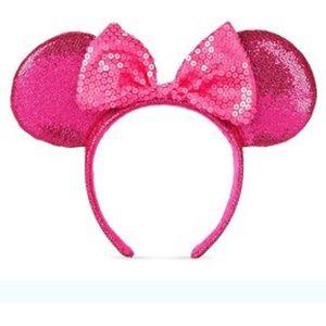 New Imagination Pink Minnie Ears